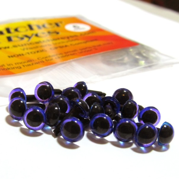 10-Pack of 6mm translucent purple shipping to Colorado tomorrow.