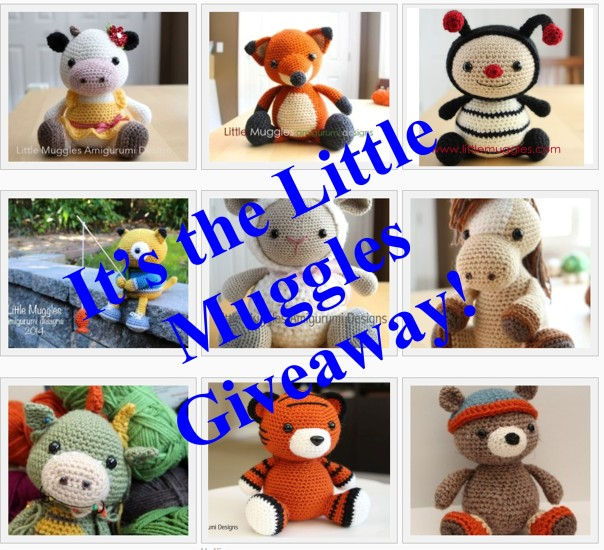 Little Muggles & Suncatcher Craft Eyes Giveaway!