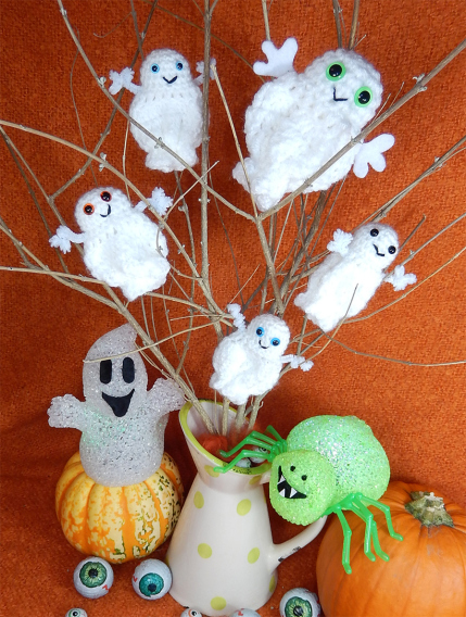 Ghosts by Moji-Moji Design