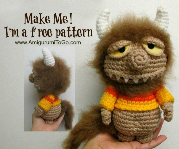 Amigurumi Patterns Contest : Weekly free amigurumi pattern roundup (10/20/2014)