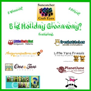 Big Holiday Giveaway