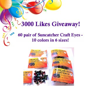 3000 giveaway