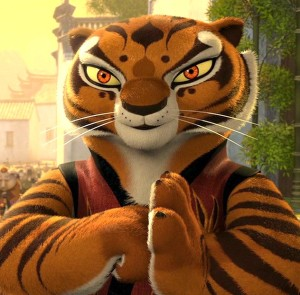 kungfu tigress